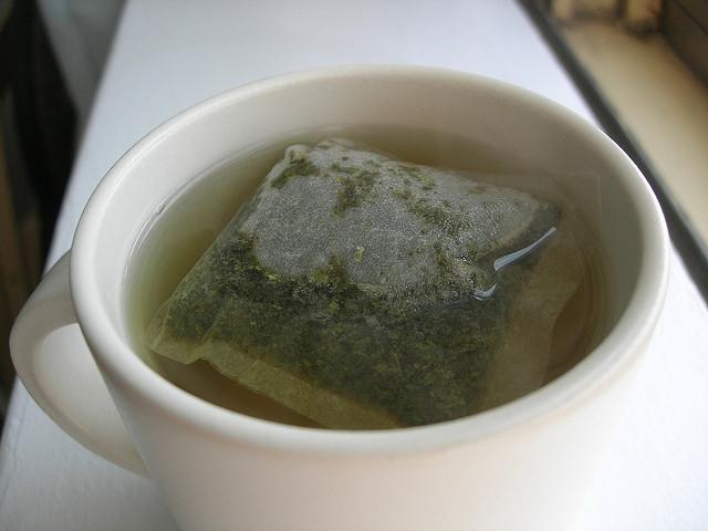 A zöld tea a torokgyulladás ellensége (is)!