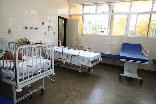 Látogatási tilalom az ózdi kórházban