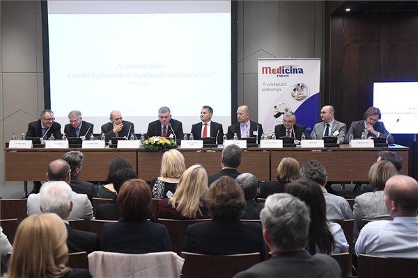 Medicina konferencia - Kerekasztal-beszélgetés