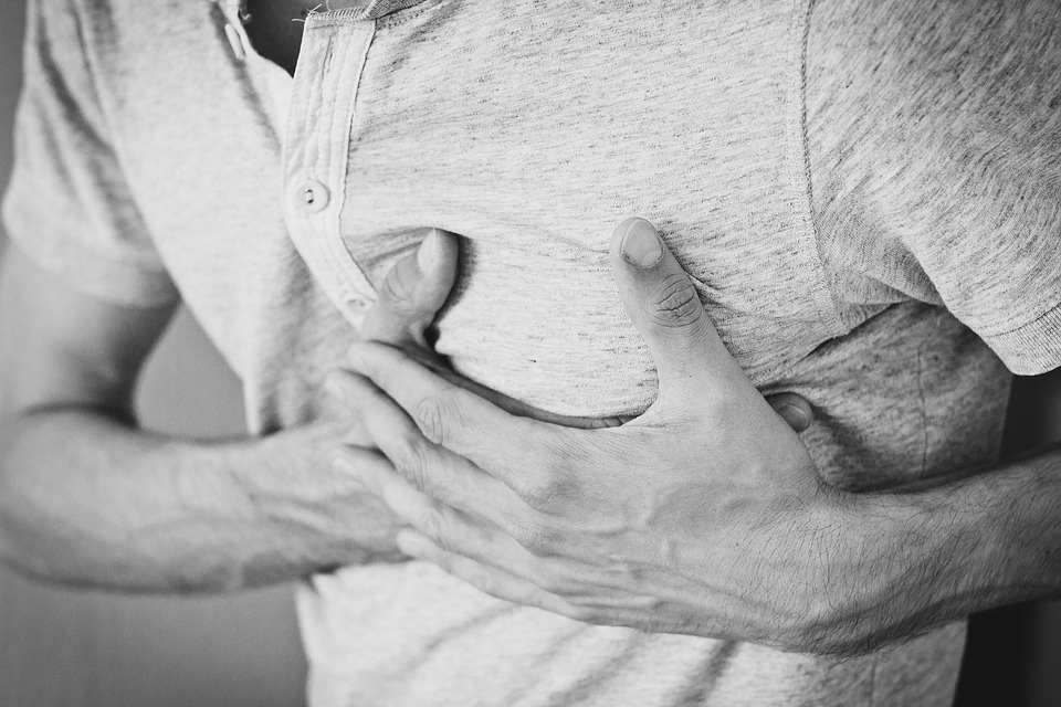 Minden tizedik ötvenéves brit férfinak tíz évvel idősebb a szíve
