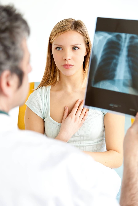 Az orvossal való együttműködés az asztma során