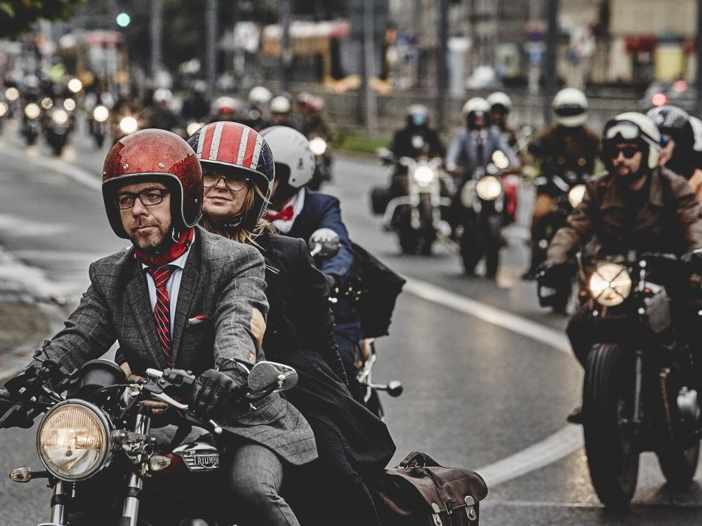 Ismét motoros felvonulással hívják fel a figyelmet a prosztatarák megelőzésére