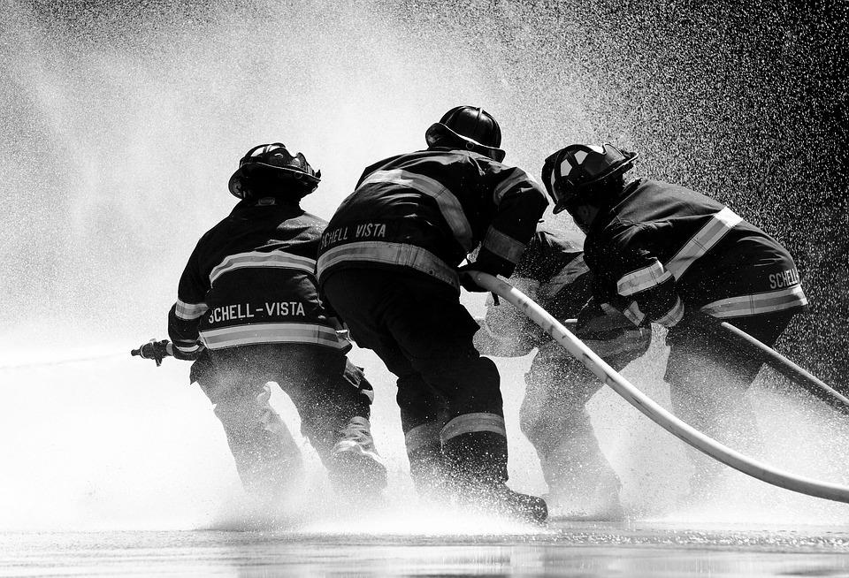 Fokozott veszélyben van a tűzoltók szíve