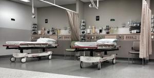 Ajkai kórházigazgató: a korábbinál korszerűbb mobil CT-berendezés működik a kórházban a végleges eszköz beszereléséig