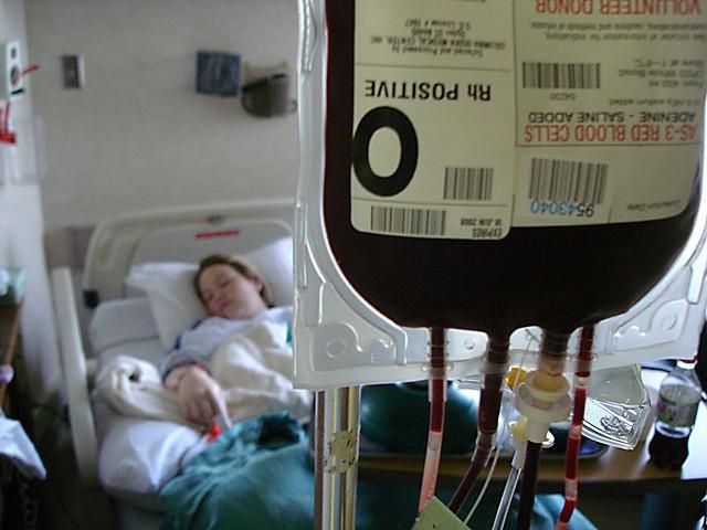 Vérátömlesztés okozhat allergiát?