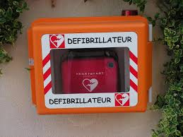 Félszáznál több defibrillátort regisztráltak Heves megyében