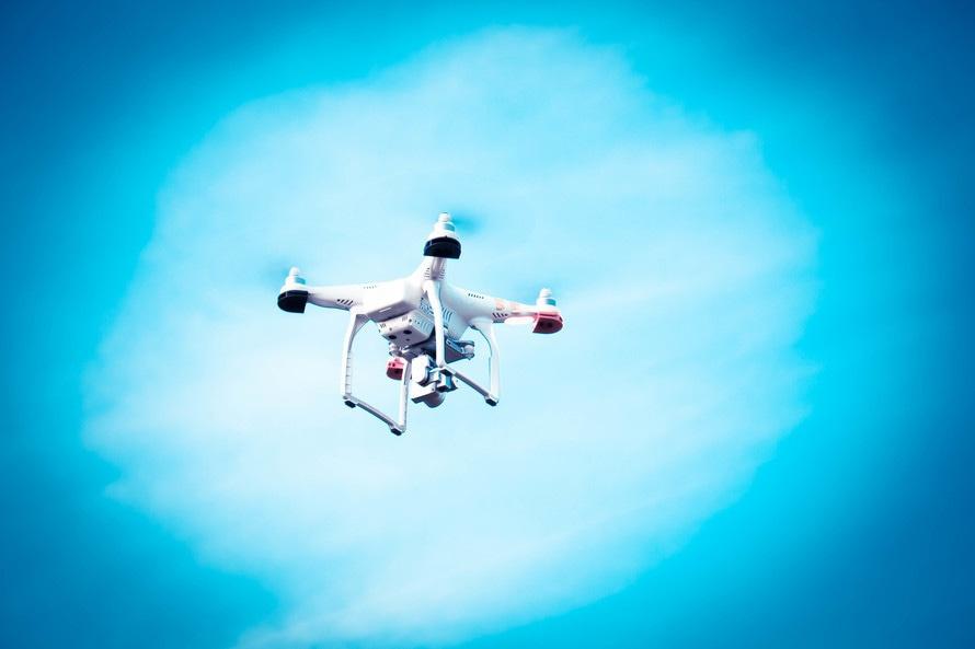 A fejlődő országokban drónokkal lehetne kiszállítani az oltóanyagokat