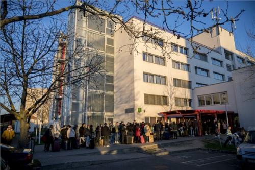 Koronavírus - Kiköltöző egyetemisták Pécsen
